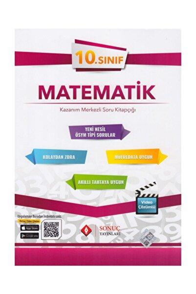 Sonuç Yayınları 10. Sınıf Matematik Modüler Set