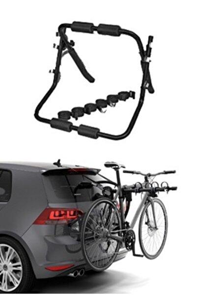 Leader Bisiklet Taşıyıcı Bisiklet Taşıma Aparatı 2 Bisiklet Için