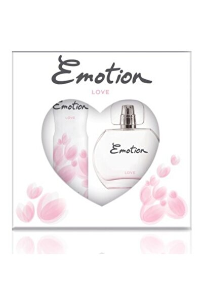 Emotion Love Edt 50ml + Deodorant 150ml Set
