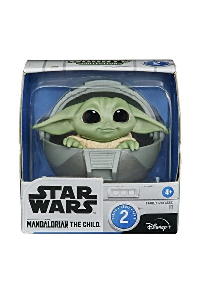 Hasbro Star Wars The Mandalorian Baby Yoda Smile