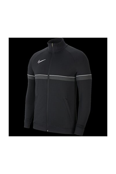 Nike Erkek Spor Sweatshirt - DF ACD21 TRK JKT K - CW6113-014