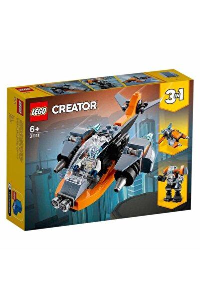 LEGO Creator Siber Insansız Hava Aracı 31111