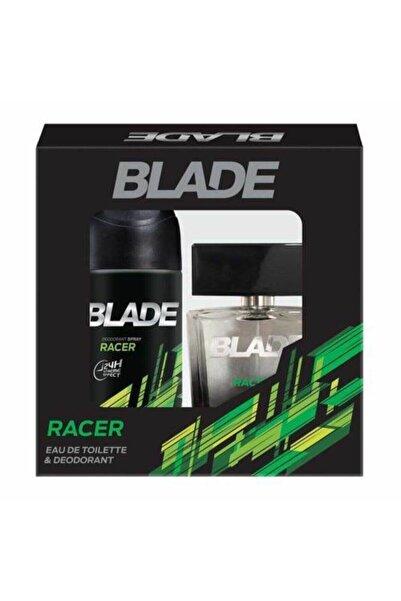Blade Racer Edt 100 Ml Erkek Parfüm + Deodorant Sprey 150 Ml Gltkn112223621