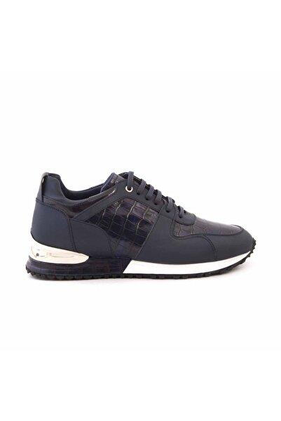 MOCASSINI Deri Bağcıklı Erkek Spor Sneaker D540k
