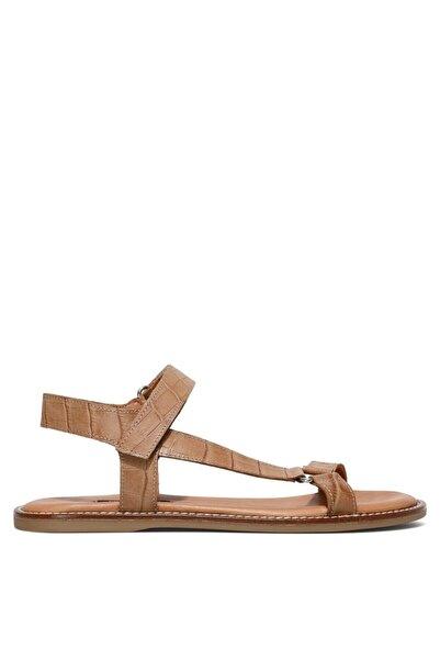 Nine West Sanda Bej Kadın Sandalet 1fx