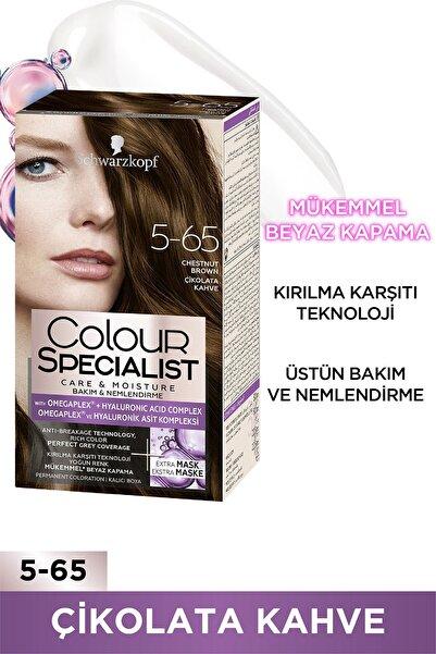 Colour Specialist Saç Boyası 5-65 Çikolata Kahve