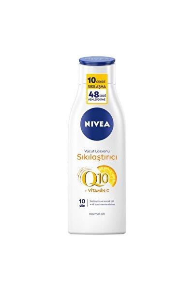 Nivea Body Q10 Sıkılaştırıcı Vücut Losyonu C Vitaminli 250 Ml (1 Adet )