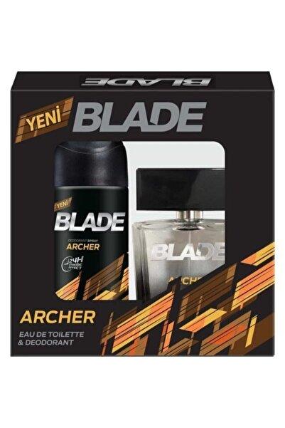 Blade Archer Edt 10 Ml Erkek Parfüm& Deodorant 150 Ml 8690586017107ın