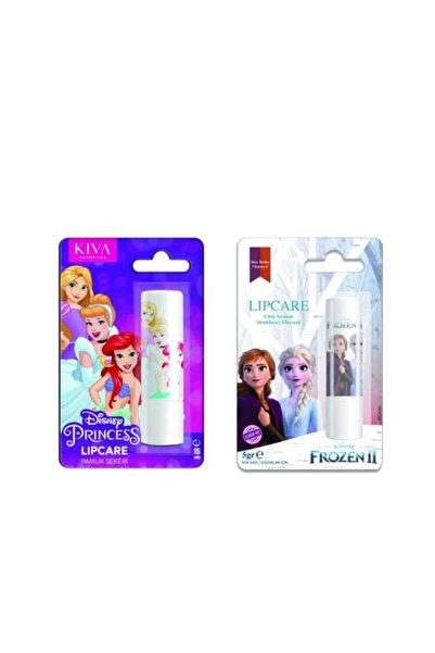 Frozen Princess Lipcare + Iı Lipcare (2'li Set)
