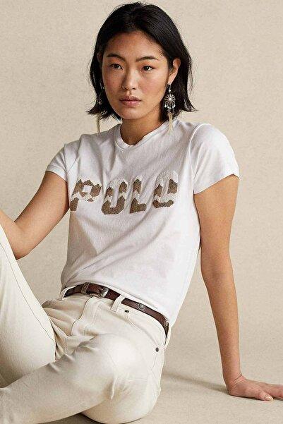 Polo Ralph Lauren Yuvarlak Yaka Logolu T-shirt