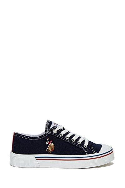 U.S. Polo Assn. Lacıvert Kadın Sneaker