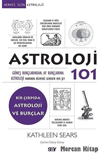 Say Yayınları Astroloji 101
