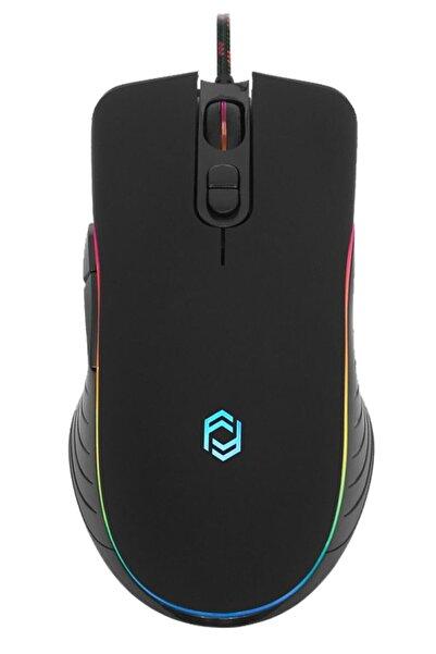 FRISBY Gx-20 Pro 10000 Dpı Makrolu Rgb Işıklı Profesyonel Gaming Oyuncu Mouse