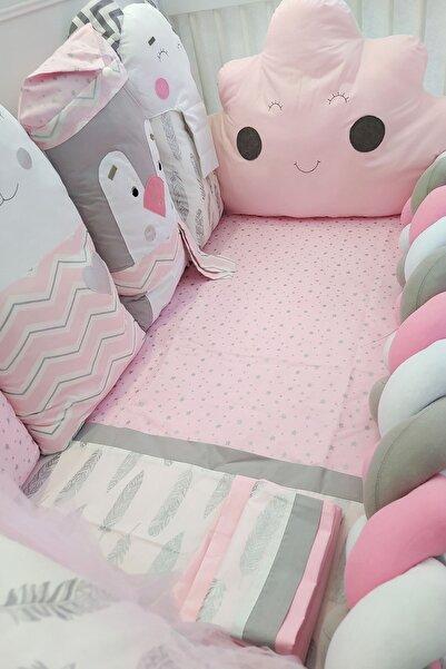 TRİSTCO Pingo Uyku Seti Anne Yanı Beşik Ve Büyüyen Beşik İçin