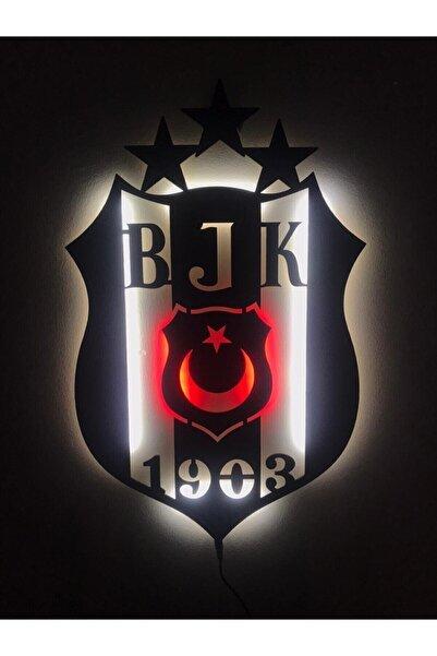 dekoraven Beşiktaş Led Işıklı Tablo