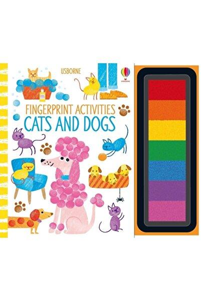 Usborne Fingerprint Activities Cats And Dogs