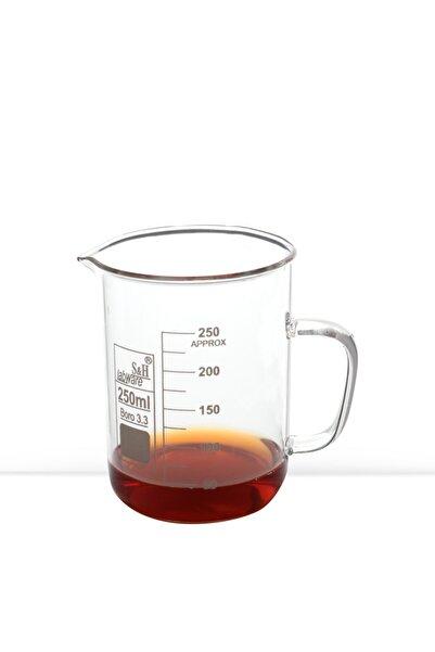 S&H Labware 250 Ml Kulplu Beher