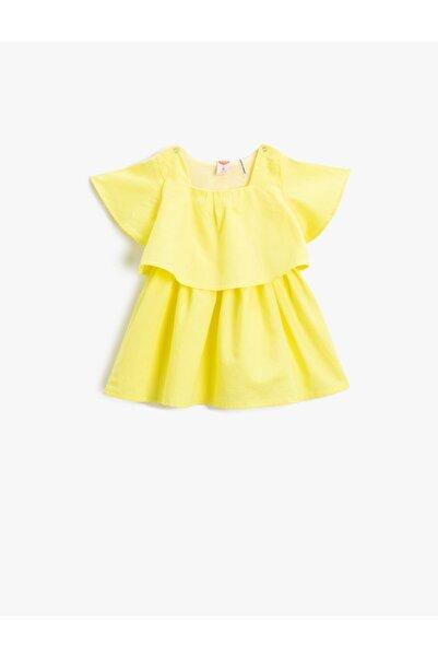 Koton Firfirli Elbise
