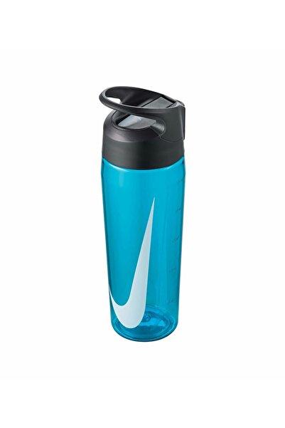 Nike Tr Hypercharge Straw Bottle 700 Ml Matara Mavi - Standart