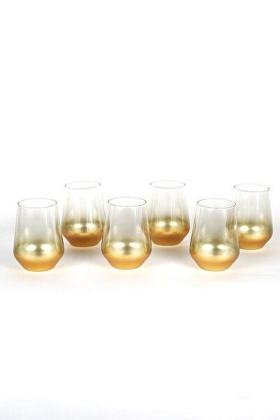 Rakle Glow 6'lı Su Bardağı Seti 425 Cc