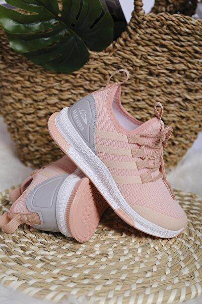 Oksit Nd Leonore Fileli Çocuk Sneaker