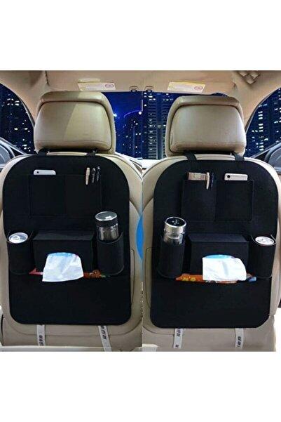 Ankaflex Araç Bagaj Çantası Araç Koltuk Arkası Organizer Oto Bagaj Çantası Telefon Tablet Tutucu