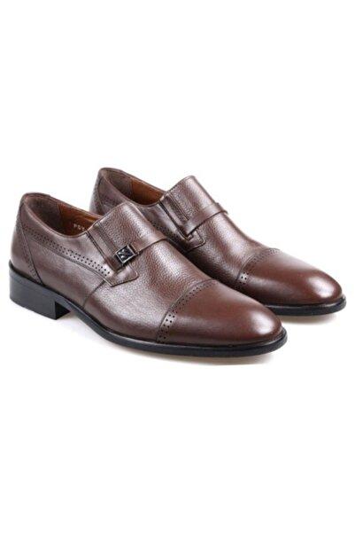Fosco 1123 Mr Neolıt Kahve Erkek Ayakkabı