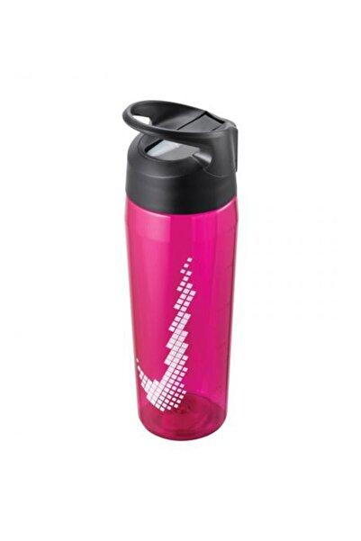 Nike Tr Hypercharge Straw Bottle 700 Ml Matara Pembe - Standart