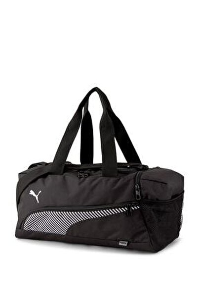 Unisex Siyah  Spor Çantası - Fundamentals Sports Bag XS  - 07729101