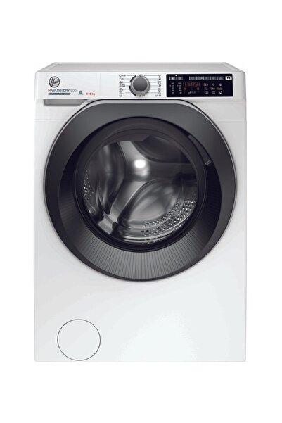 Hoover HDQ 4119AMBS/1-S A 11 kg Yıkama 9 kg Kurutma Wi-Fi 1400 Devir Kurutmalı Çamaşır Makinesi