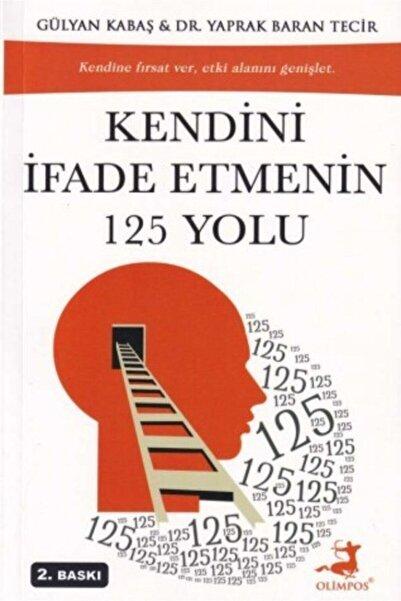Olimpos Yayınları Kendini Ifade Etmenin 125 Yolu