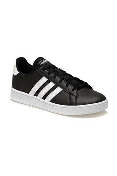 GRAND COURT K Kadın Siyah Sneaker Ayakkabı 100479432