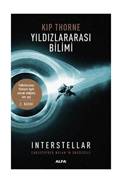 Alfa Yayınları Yıldızlararası Bilimi