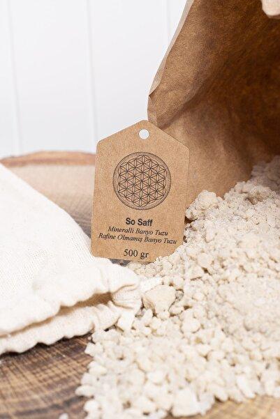 so saff 84 Mineralli Rafine Olmamış Banyo Tuzu