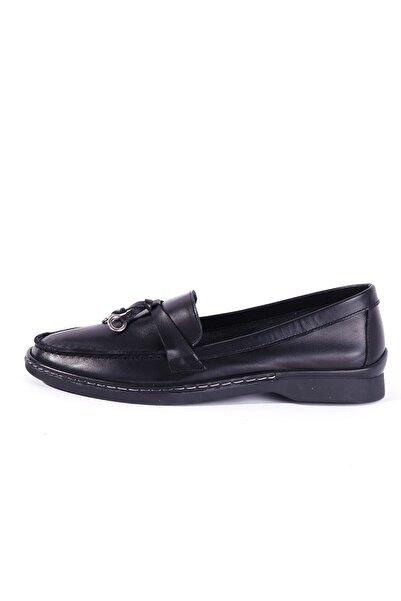 Tinka Bell Shoes 828 Kadın Babet Siyah