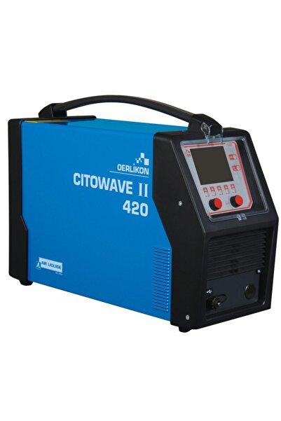 Oerlikon Cıtowave Iı 420 Syn.ınv.lcd Mıg/mag Güç