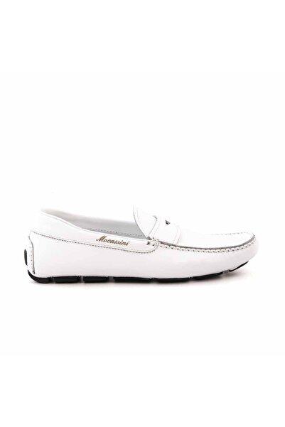 MOCASSINI Deri Bagciksiz Erkek Loafer B3245