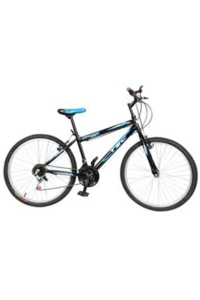 TEC Siyah-Mavi Strong 26 Jant 21 Vites  Dağ Bisikleti