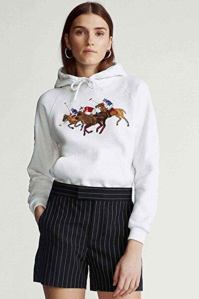 Polo Ralph Lauren Custom Fit Triple Pony Sweatshirt