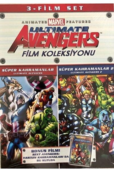 MARVEL Ultimate Avenger 3 Dvd Film Koleksiyonu