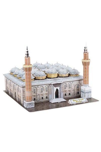 Cubic Fun Bursa Ulu Camii 3D Puzzle