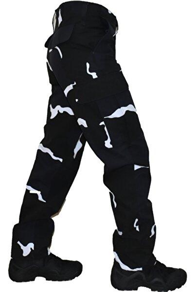 MysiaStyle Askeri Kamuflaj Pantolon Avcı Pantolon M016