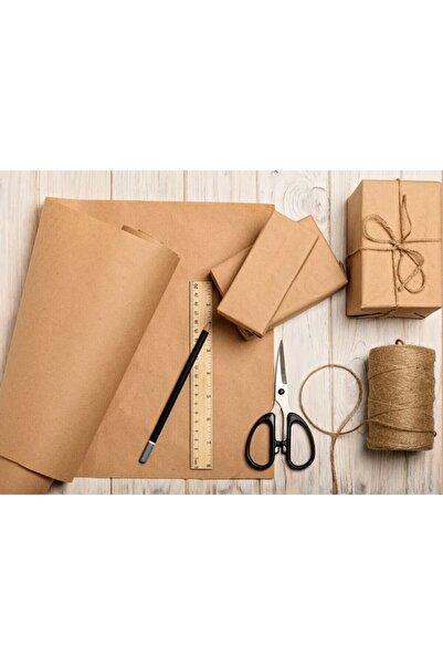 Kraft Ambalaj Kağıdı 70x100 70 gr, Kağıt - Ambalaj Kağıdı (10 Adet)