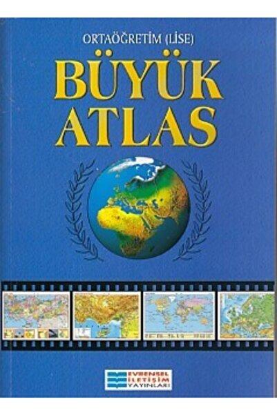 Evrensel İletişim Yayınları Büyük Atlas (ortaöğretim-lise)