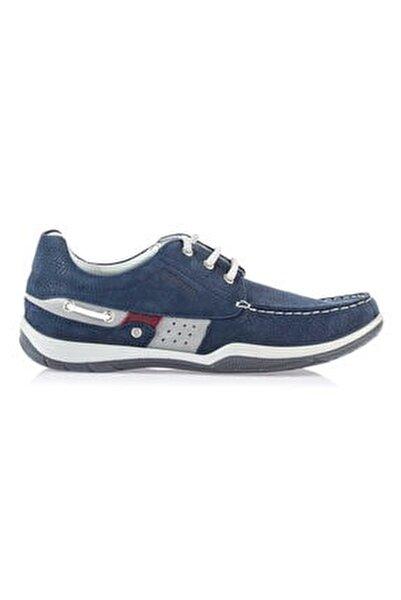 Deri Jean Erkek Ayakkabı M2020NJ 42