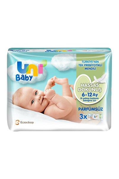 Uni Baby Hassas Dokunuş Islak Mendil 3x52 Li Kapaklı
