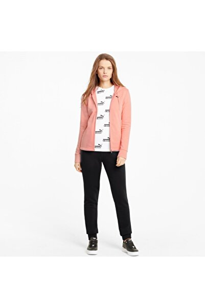 Puma Kadın Sweatshirt Kapüşonlu Takım Classic Hd