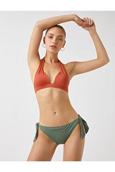 Kadın Haki Bikini Alti