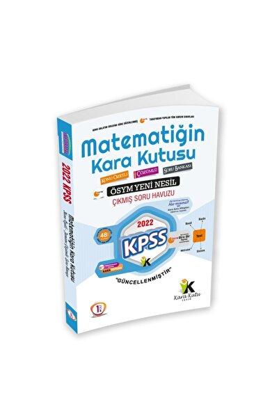 İnformal Yayınları 2022 Kpss Matematiğin Kara Kutusu 1. Cilt Tamamı Çözümlü Konu Özetli Çıkmış Soru Bankası