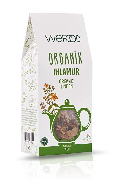 Wefood Organik Ihlamur 30 gr